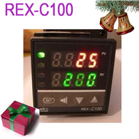 Wholesale RKC PID Temperature Controller REX C100 Realy or SSR Output