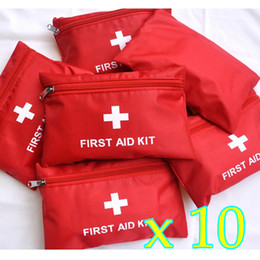 Wholesale Emergency First Aid Kit Bag Pack Travel Sport Survival Waterproof