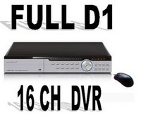 Wholesale NEW CH Full D1 DVR PAL fps NTSC fps H Network Playback phone Email alarm PTZ Preset