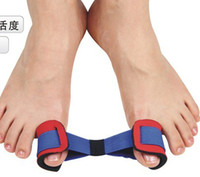 Wholesale BUNION CORRECTION SPLINT CORRECTION SYSTEM TRAINING BELT HALLUX VALGUS Toe Separator