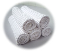 Wholesale 50PC x60cm Microfiber Waffle Weave Kitchen Towels Dishcloths Microfibre Dish Cloth Cloths