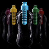 Wholesale Multifunction Filter Bottle Filtered Filters Water purifier Camping Kettle Space Cup
