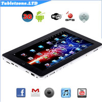Wholesale Flytouch INCH ANDROID G Phone Calling Tablet PC WIFI GPS Camera GB Epad MID