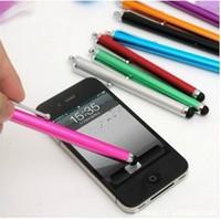 Wholesale 3000pcs General capacitance pen iphone4s ipad mobile phone whose capacitance touching pen