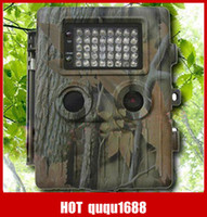 Wholesale HC M hunting camera night vision LED LCD displays adjustable Water proof NO Flash