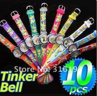 New with tags bell buckle - NEW Cute Tinker Bell Watch D Cartoon watch Kids Watch children Watch