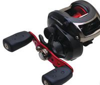 Wholesale Abu Garcia Black MAX Casting Reel Fishing Reel shell packing high quality