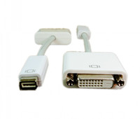 Wholesale Apple Apples Mini DVI to DVI adapter iMac Intel Core Duo MacBook inch PowerBook G4