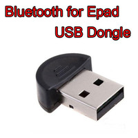 Wholesale Bluetooth Dongle for Tablet pc Digital Camera EDR Mini USB V2 Wireless Adaptor Flytouch