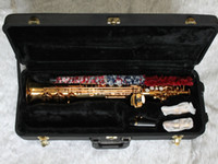 Wholesale Soprano Saxophone High Quality Gold XG manufacturers