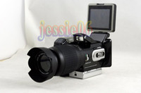 Wholesale 2012 New Arrival HD9100 Digital video camera Camcorder DV P HD MP X Zoom HD9100T