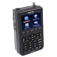 Wholesale Original SATlink WS quot LCD DVB S FTA Professional Digital Satellite Signal Finder Meter H4967