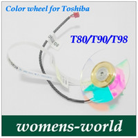Hot selling color wheel of toshiba T80 T90 T90A T91 T98 proj...