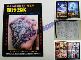 Wholesale 2012 New Arrival Tattoo Book cattle Fashion Design NO big sale