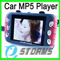 Other FM Radio 4GB 2GB 4GB 2.4 inch LCD display car mp3 mp4 mp5 player USB FM Transmitter FREE SHIPPING 1pcs