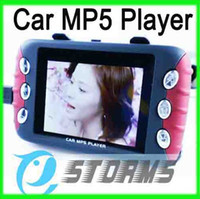 Other Other 4GB 2GB 4GB 2.4 inch LCD display car mp3 mp4 mp5 player USB FM Transmitter FREE SHIPPING 5pcs