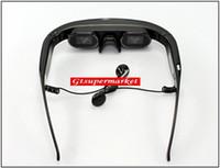 Wholesale original GB quot Virtual Screen Cinema Eyewear Mobile Theatre Video Glasses Video Music Play GT VG01