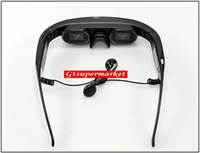 Wholesale original GB quot Virtual Screen Cinema Eyewear Mobile Theatre Video Glasses Video Music Play GT VG01