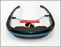 Wholesale 2GB quot Virtual Screen Cinema Eyewear Mobile Theatre Video Glasses Video Music Play GT VG01