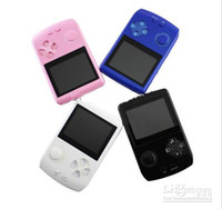Wholesale Brand new White black blue Mini MP5 games player LV200 MP4 G