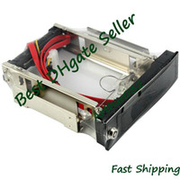 Wholesale Recommend Inch SATA HDD Rom Hard Drive Disk Aulminum Mobile Rack Hot swap