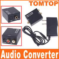 Cable V310  Digital Optical Coaxial Toslink to Analog RCA L R Audio Converter V310