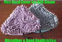 steam mop - Microfiber Mop Head Covers For H20 Steam Mop Replacement Pad Reusable Coral New
