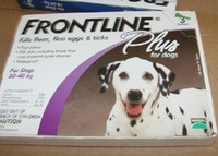Wholesale Frontline Plus Dogs lbs Dog Flea and Tick Remedi pc of ml box BY CPAM