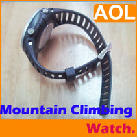 Wholesale LED Digital Display mountain climbing watch Barometric pressure altitude depth measuring box