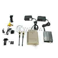 Wholesale 5w Wireless Audio Video Transmitter Camera amp Receiver Kit SS106138