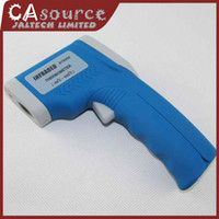 Wholesale Blue DT Non Contact Infrared Thermometer Laser Gun Digital LCD Temperature Range Degree