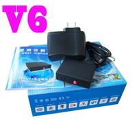 gsm spy bug - SOS R600 Ear Bug Wireless V6 Surveillance Listening Device Spy Audio Monitor GSM AGPS Tracker