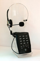 Wholesale Call Center Headset Phone for disabled with probs holding handset