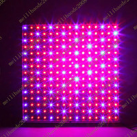 Wholesale 10pcs E71 New Energy Saving LED Plant Grow Light Panel Red Blue Hydroponic Lamp