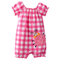 9-12 Months baby shortalls - jumping beans baby shortalls rompers overall outfits onesies girls jumpers jumpsuits bodysuits LM878