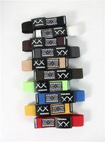 web belt - HOT CANVAS WEB BELTS Neighborhood Belt Candy COLOR Canvas Military Web Style Belt Waist Unisex Belts