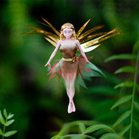 Wholesale 72pcs Flitter Fairies enchanting new toy Five design Mara Daria Alexa Aerioth Eva