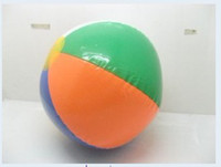 Wholesale Inflatable Rainbow Beach Balls cm Great Toy