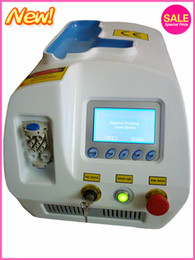 Wholesale 2012 New Tattoo Laser Removal Equipment machine With CE Certification