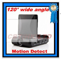 Cheap HOT SALE 8PCS car camera dvr recorder with 120 degree view angle vehicle dvr motion detect H185B