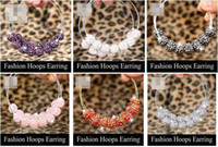basketball wives earrings poparazzi - Basketball Wives Earrings Poparazzi Inspired Hoop Earring Beads Basketball Wives Earring