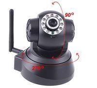 Wholesale Nightvision IR LED IR Webcam Web CCTV Camera WiFi Wireless IP Camera wireless Dual Audio