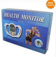 Wholesale Digital Body Fat Analyzer Meter Tester Health Monitor