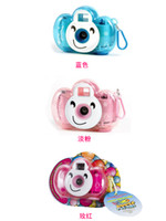 Wholesale LOMO camera genuine lovely Barbie Bear smile princess color