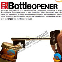 Wholesale Hotsales SUCK UK Bottle Opener Key Ring Keychain Bar Beer Tools Kitchen Gadgets