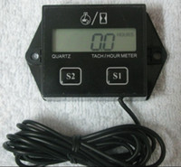 Wholesale LCD Inductive tach Hour Meter for Marine ATV Motorcycle Snowmobile