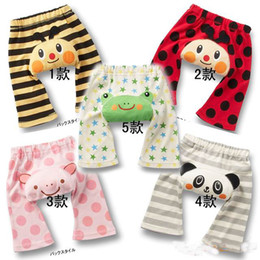 Wholesale 15pcs BUSHA Cute Baby Infant Girl Boy Summer Pants cm
