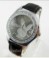 Wholesale Hot Sale many colors new Playboy A11 quartz diamond watch Wristwatch Watches free ship