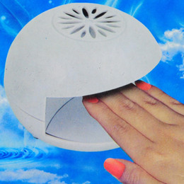 Wholesale New Arrival YM Mini Portable Electric Manicure Nail Dryer Hand Toe Nai