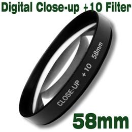 Cerca filtros en Línea-Emolux 58mm CLOSE UP ( 10 ) Filtro digital CLOSE UP Filtro